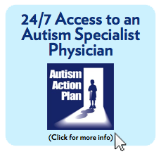 Autism Action Plan Ad
